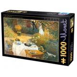 Puzzle 1000 Claude Monet - The Luncheon