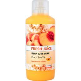 Spumant de Baie cu Proteine Lactice si Extract de Piersica Fresh Juice, 1000ml