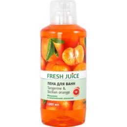 Spumant de Baie cu Extracte de Mandarina si Portocala Fresh Juice, 1000ml