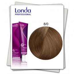 Vopsea Permanenta - Londa Professional nuanta 8/0 blond deschis