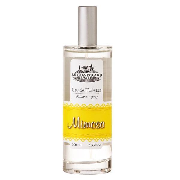 Apa de Toaleta Parfum Natural Mimosa 100ml Le Chatelard 1802