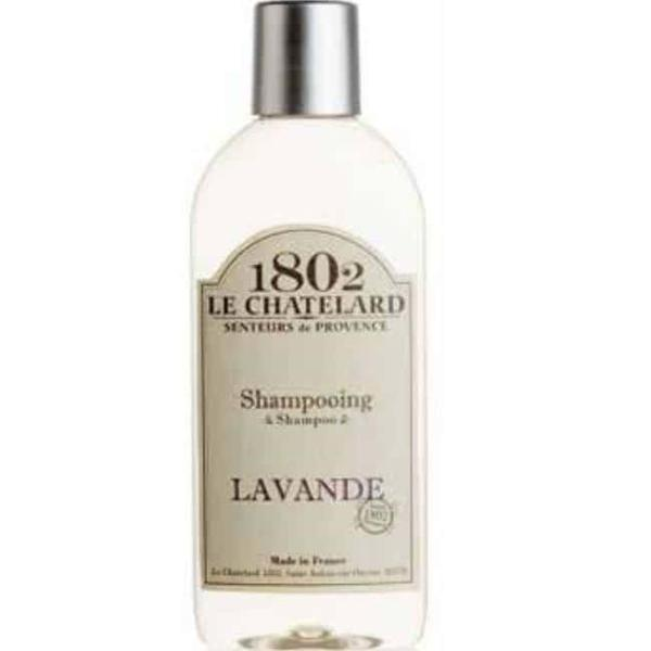 Sampon Natural 200ml Lavanda de Provence Le Chatelard 1802 imagine