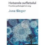 Hotarele sufletului - June Singer, editura Trei