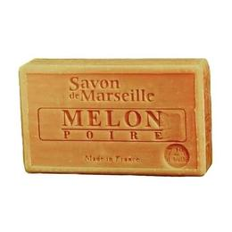 Sapun Natural de Marsilia 100g Pepene Galben Pere Melon Poire Le Chatelard 1802