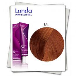 Vopsea Permanenta - Londa Professional nuanta 8/4 blond deschis aramiu