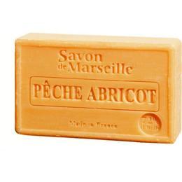 Sapun Natural de Marsilia 100g Piersica Caise Peche Abricot Le Chatelard 1802