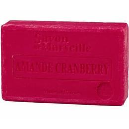 Sapun Natural de Marsilia 100g Migdale Merisoare Amande Cranberry Le Chatelard 1802