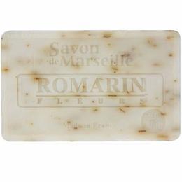 Sapun Natural de Marsilia 100g Exfoliant Rosmarin Rozmarin Le Chatelard 1802