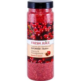 Perle de Baie cu Extracte de Cirese si Rodie Fresh Juice, 450g