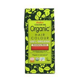 Vopsea de par pe baza de plante Ecologica 100% - Blond roscat