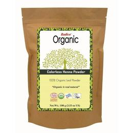 Radico Pudra de Henna Ecologica 100% (fara colorare)