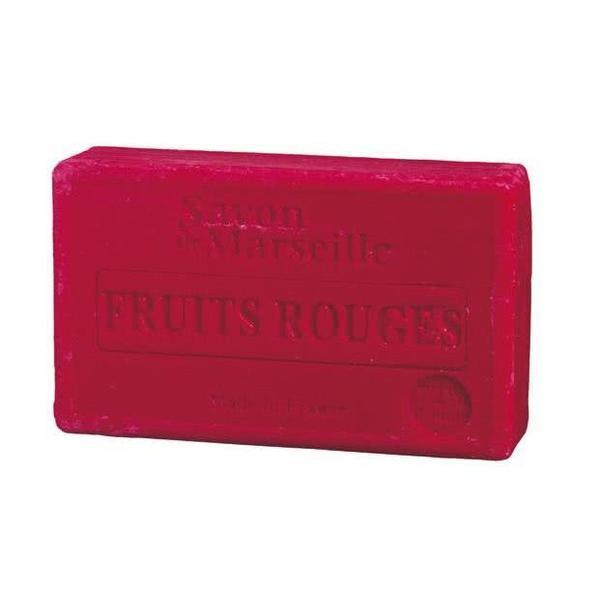 Sapun Natural de Marsilia 100g Fructe Rosii Padure Fruits Rouges Le Chatelard 1802 poza