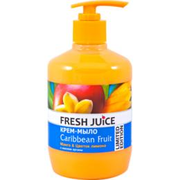 Sapun Lichid Cremos Carribean Fruit Fresh Juice, 460ml