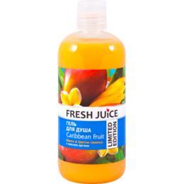 Gel de Dus Cremos Carribean Fruit Fresh Juice, 500ml