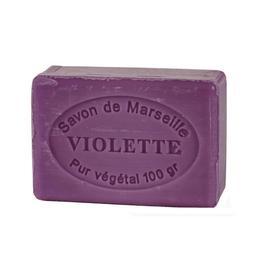 Sapun Natural de Marsilia 100g Violete Le Chatelard 1802 de la esteto.ro