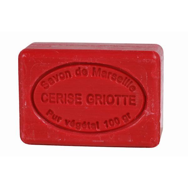 Sapun Natural de Marsilia 100g Cirese Cerise Griotte Le Chatelard 1802