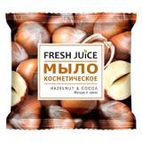 Sapun Cosmetic cu Alune si Cacao Fresh Juice, 75g