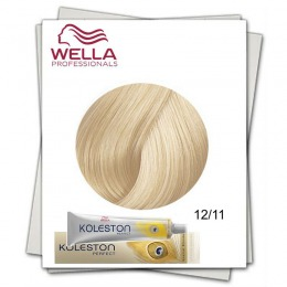 Vopsea Permanenta - Wella Professionals Koleston Perfect nuanta 12/11 special blond cenusiu intens