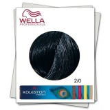 Vopsea Permanenta - Wella Professionals Koleston Perfect nuanta 2/0