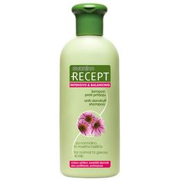 Sampon Intensiv Antimatreata pentru Par Normal spre Gras - Subrina Recept Intensive & Balancing Anti-Dandruff Shampoo for Normal to Greasy Scalp, 400ml