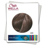 Vopsea Permanenta - Wella Professionals Koleston Perfect nuanta 4/0