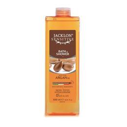 Gel de dus cu Argan - Jacklon Sensitive 500 ml