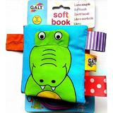 Soft Book: Carticica moale Jungle - Galt