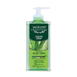 Sapun lichid cu aloe vera Jacklon Sensitive 250 ml