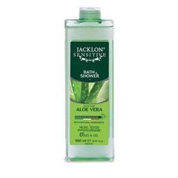 Gel de dus cu aloe vera - Jacklon Sensitive 500 ml