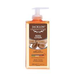 Crema de corp cu argan Jacklon Sensitive 250 ml
