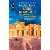 Satul neamtului sau Jurnalul fratilor Schiller - Boualem Sansal, editura Humanitas