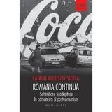Romania continua - Catalin Augustin Stoica, editura Humanitas