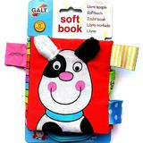 Carticica moale Soft Book: Pets - Galt