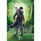 Inchizitia - Taran Matharu, editura Storia