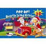 Pop-up 3D: Darurile lui Mos Craciun, editura Aramis
