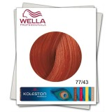 Vopsea Permanenta - Wella Professionals Koleston Perfect nuanta 77/43
