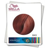 Vopsea Permanenta - Wella Professionals Koleston Perfect nuanta 8/43