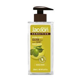 Crema de corp cu ulei de masline Jacklon Sensitive 250 ml