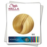 Vopsea Permanenta - Wella Professionals Koleston Perfect nuanta 9/0 blond luminos