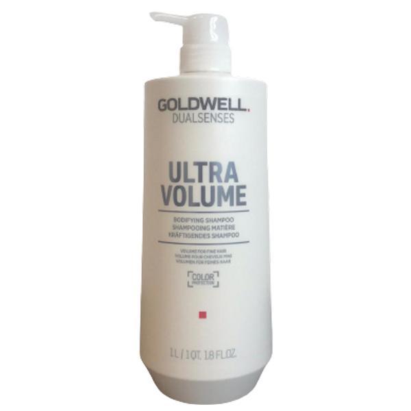 Sampon pentru Volum - Goldwell Dualsenses Ultra Volume Shampoo 1000 ml