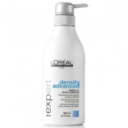 Sampon pentru Par Subtire sau Fin - L'Oreal Professionnel Density Advanced Shampoo 500 ml