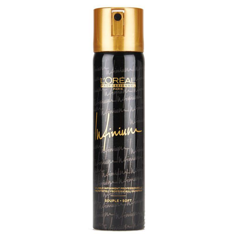 Fixativ cu fixare flexibila - L'Oreal Professionnel Infinium Soft Hairspray 500 ml imagine produs