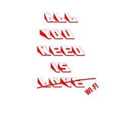 Imagine indisponibila pentru Tricou Wifi barbati alb, L