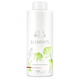 Balsam Revitalizant - Wella Professionals Elements Renewing Conditioner 1000 ml
