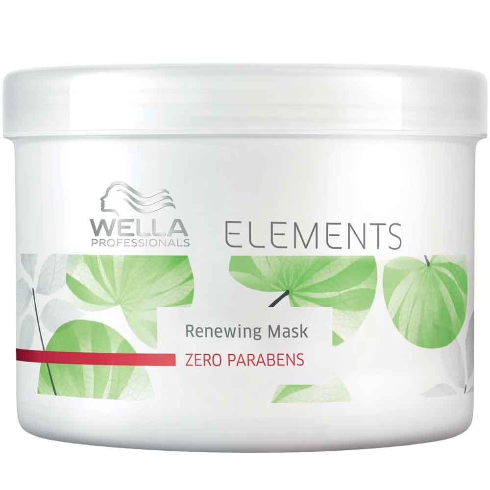 Masca Revitalizanta - Wella Professionals Elements Renewing Mask 500 ml