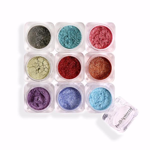 Set 9 farduri minerale Fabulous 15.75 g BellaPierre