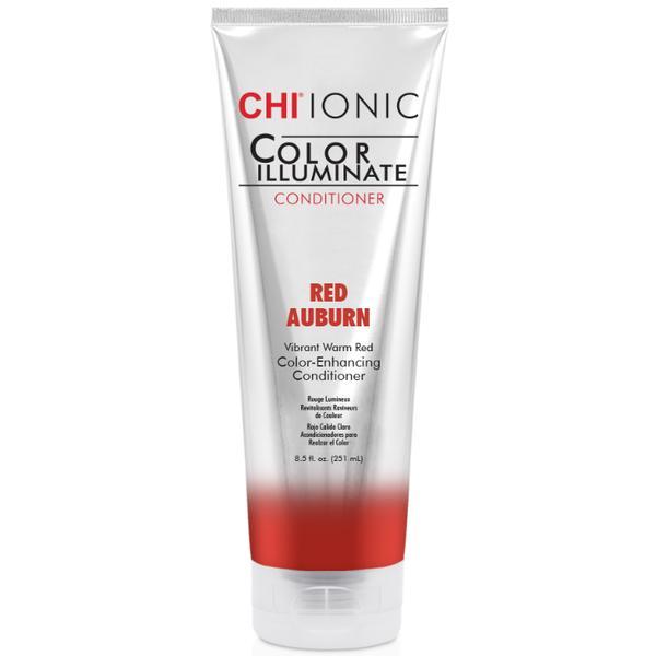 Balsam Nuantator Rosu Castaniu - CHI Farouk Ionic Color Illuminate Conditioner Red Auburn, 251ml