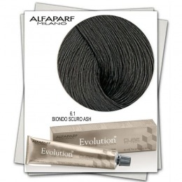 Vopsea Permanenta - Alfaparf Milano Evolution of the Color nuanta 6.1 Biondo Scuro Ash