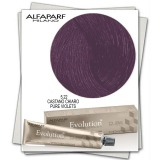 Vopsea Permanenta - Alfaparf Milano Evolution of the Color nuanta 5.22 Castano Chiaro Pure Violets