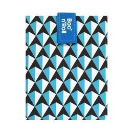 Ambalaj reutilizabil pentru sandwich - Boc'n'Roll Tiles bleu